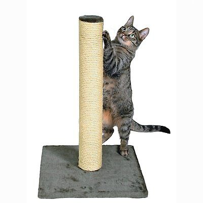 Trixie 43332 Pet Products Parla Scratching Post, Gray [Beds & Furniture] CXX