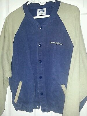 Vintage Paramount Picture Promotional Jacket Spring Style Xl Jacket