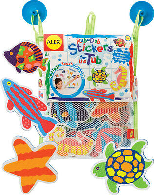 New Stickers For The Bath Tub Stick On Foam Shapes In Net Beach Alex