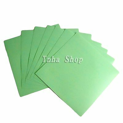 Free shipping, 10x 61second Quick Glue Sheet