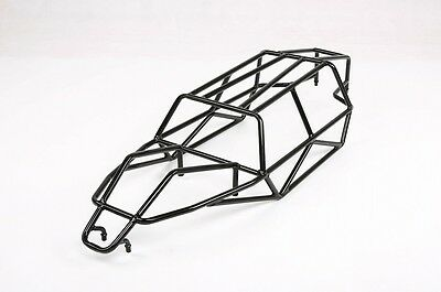 Alloy Roll cage kit Black for Hpi Baja 5B