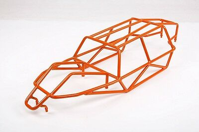 Alloy Roll cage kit Orange for Hpi Baja 5B