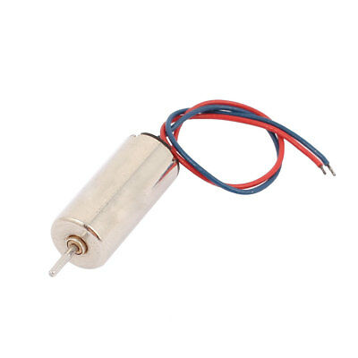 YF140106194 DC 3V 40000RPM High Speed 6mm x 14mm Mini Micro Coreless Motor