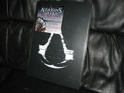 Assassin's Creed Revelations official collectors edition strategy guide SEALED