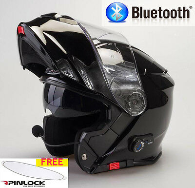 Viper Rs-V171 Bluetooth Flip Front Motorbike Motorcycle Helmet - -  New For 2017