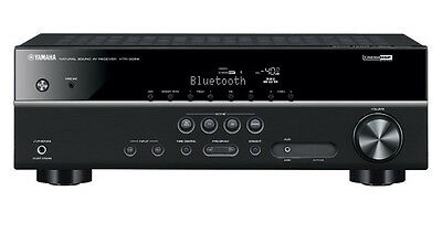 Yamaha HTR-3068 5.1 Channel AV Receiver with Bluetooth. Refurb For the BIG GAME!