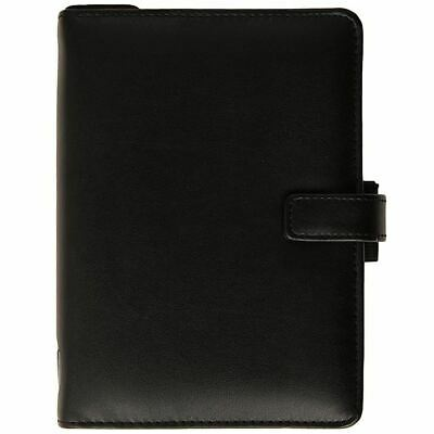 Filofax Identity Leather Look Personal Organiser With Square Stud Fastener