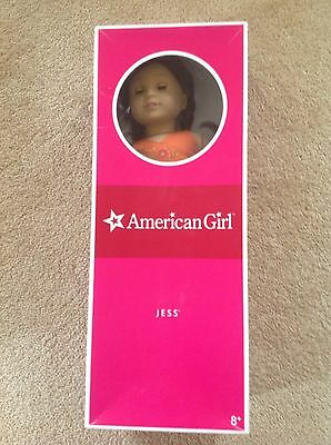 American Girl Doll Of The Year Jess 2006 Excellent Condition