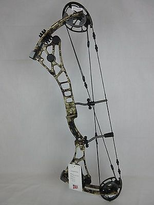 "Martin Phenix Inferno 33 Kryptek Highlander camo 27"" 50-60lbs Right Hand"