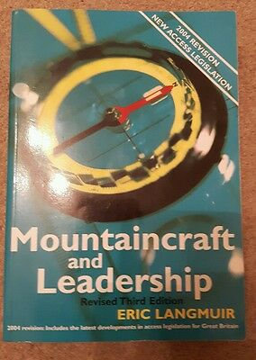 Mountain Craft and Leadership (Revised 3rd ed)