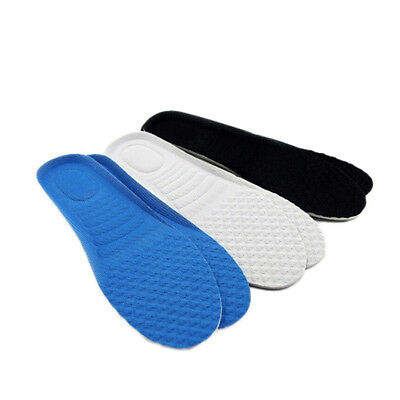 Anti-Slip Orthotic Support Massaging Running Sport Shoe Insoles Pad Cushion LACA