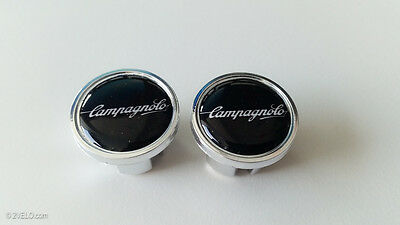 Vintage style Campagnolo Handlebar End Plugs #CHRISTMAS SALE# FREE SHIPPING