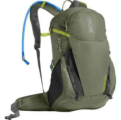 Camelbak Rim Runner 22L Hydration Pack with 2.5L Bladder- Lichen