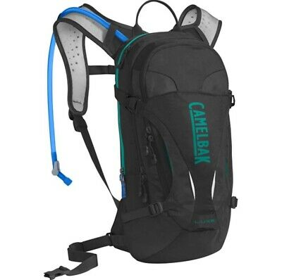 Camelbak Luxe Hydration Pack with 3L Bladder - Black/Columbia Jade