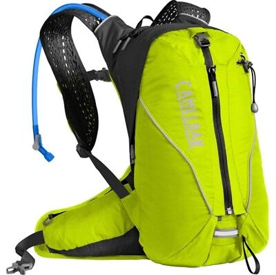 Camelbak Octane 16X 3L Hydration Pack - Black/Atomic Blue