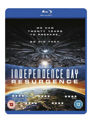 Independence Day: Resurgence Blu-ray (2016) Liam Hemsworth