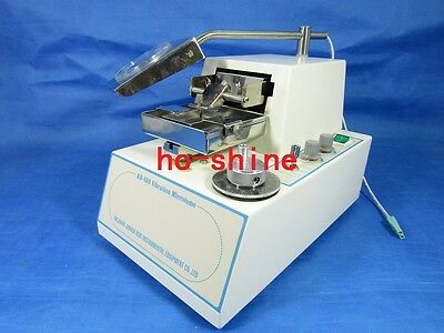 NEW Vibrating Microtome Vibratome Sliding Machine NO Embedding or Freezing