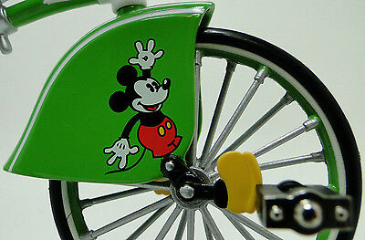 Rare 1930s Tricycle Pedal Car Vintage Classic Cycle Disney Bike Midget Model Art