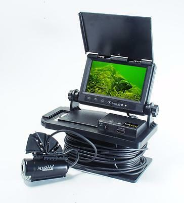 "Aqua-Vu HD700i Underwater Fishing Camera 7"" Color LCD Screen and 100-Feet Cable"