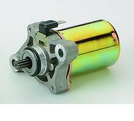 =4MotorcycleRacing=REPLACEMENT STARTER MOTOR for SYM DD50 Mask Shark Fiddle Jet
