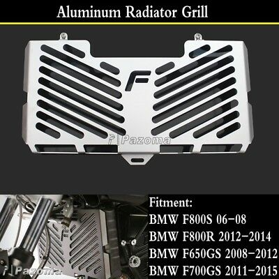 Radiator Water Cooler Guard Cover Protector For BMW F800R F800S F700GS F650GS