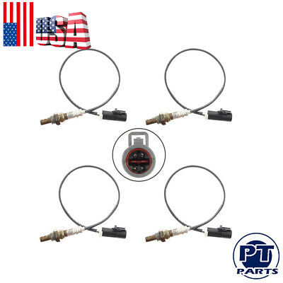 New O2 Oxygen Sensor Front & Rear Downstream & Upstream for Ford