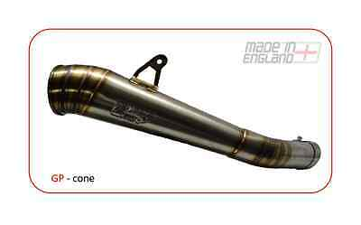 Pro-Race Kawasaki Zx6R 2005-2006 Gp-Cone Exhaust Side Exit