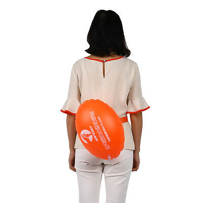 Sports Safety Swimming Security Inflatable Float Buoy For Open Water Sea