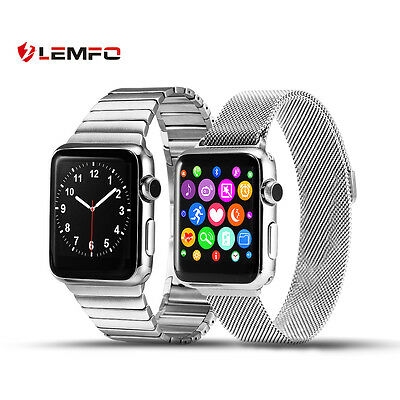 Lemfo IWO Metal Smartwatch Bluetooth Wireless Sport Smart Watch For Android IOS