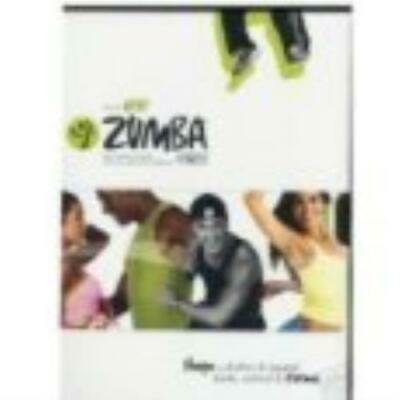 The all NEW ZUMBA fitness latin workout DVD
