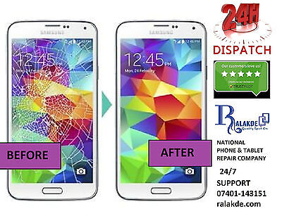 Samsung Galaxy S6 Glass Replacement - 24 HOUR REPAIR SERVICE