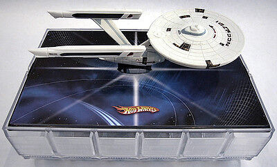 Star Trek Hot-Wheels NCC 1701 - Comic Con San Diego Exclusive 2009 Metall Modell