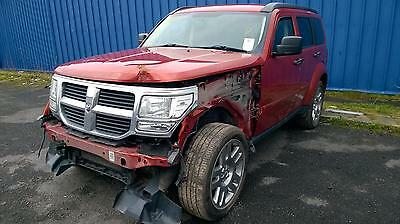 2009 Dodge Nitro 2.8CRD Auto SXT - Breaking for Parts Spares #1281