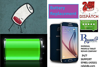 Samsung Galaxy S6 Battery Replacement - 24 HOUR REPAIR SERVICE