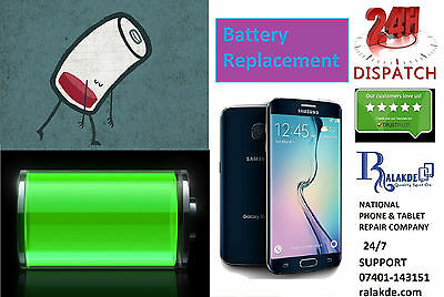 Samsung Galaxy S6 Edge Battery Replacement - 24 HOUR REPAIR SERVICE