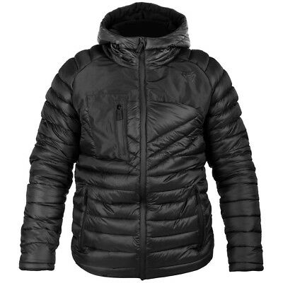 VENUM Winterjacke, Elite, schwarz, Down Winter Jacket, MMA, Muay Thai