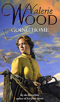 Going Home by Val Wood, Book, New (Paperback)