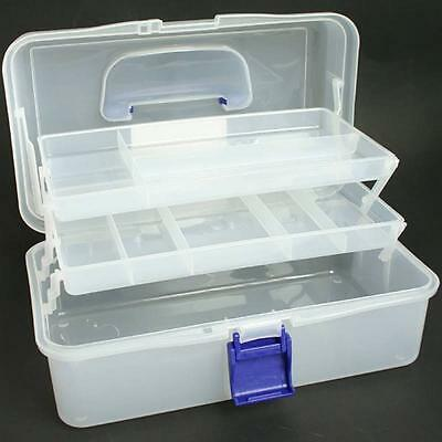 Do Crafts Papermania Clear Caddy - Storage Box for Art & Craft