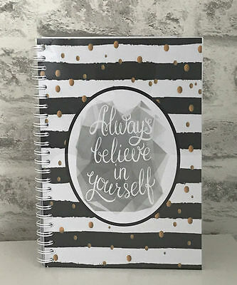 3 Mth Food Diary Diet Journal WEIGHT WATCHERS Compatible Tracker Note Book - WW
