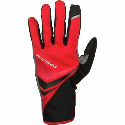 Pearl Izumi Elite Cyclone Gel Men's Cycling Gloves, True Red, Large