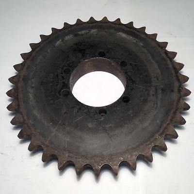 #60 Roller Chain Sprocket 60SK35 w/ SK QD Bore (NEW) (BB7)