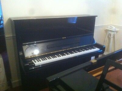 Yamaha U3D Upright Fully Reconditioned-5 Year Guarantee