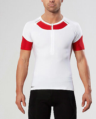 NEW 2XU XTRM Compression Short Sleeve Top Mens Shirts