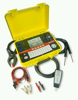CROPICO DO7PLUS Digital Micro Ohmmeter. BRAND NEW WITH ALL THE ACCESSORIES!!!