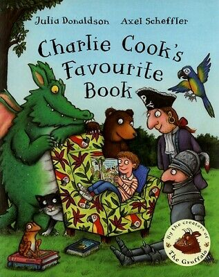 Charlie Cook's favourite book by Julia Donaldson (Paperback)
