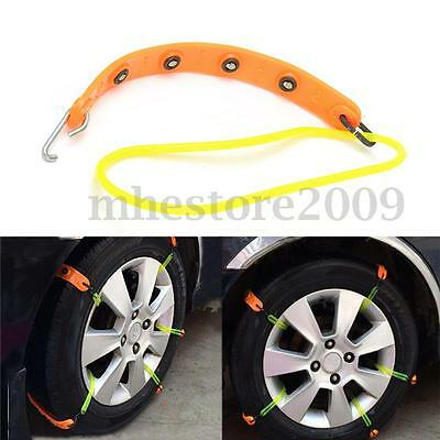 Lot S/L Automation Anti-skid Chains Strip For Mud Snow Car Truck Wheel Tire Tyre