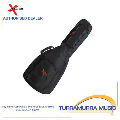 Xtreme Heavy Duty 10mm Padded Dreadnought / Western Acoustic Guitar Gig Bag
