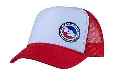 Big Agnes Logo Trucker Hat - Red