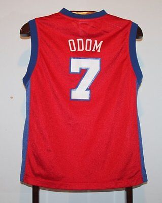 Maillot Trikot Jersey Nba Basketball Lamar Odom Los Angeles Clippers T.S