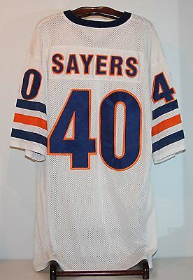 Maillot Trikot Jersey Foot Américain Nfl Us Gale Sayers Chicago Bears 3XL